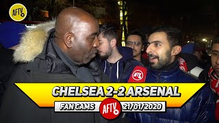 Chelsea 2-2 Arsenal | The Players & Arteta Showed Heart, Fight And Passion!