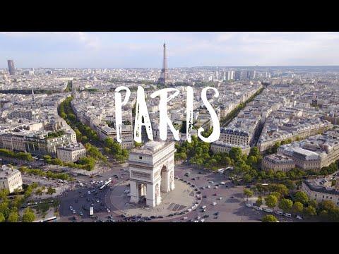 Paris | DJI Mavic Pro Drone Video in 4K