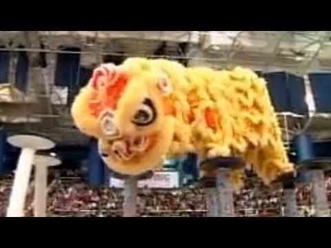 Finalist 9 - GuangYi Kwong Ngai Lion Dance Troupe, MALAYSIA.