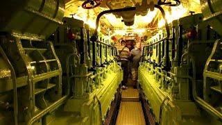 U-Boat 955, Laboe Naval Memorial, Laboe, Schleswig-Holstein, Germany, Europe
