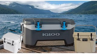 TOP 5: Best Cooler For Camping 2020 | on Amazon