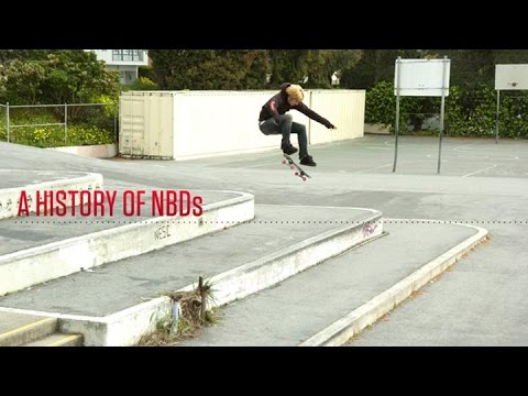Chris Cole's Never Been Done - A History of NBDs