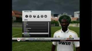 Fifa 12 Virtual pro 100% complete