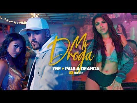 YBE - MI DROGA FT. PAULA DEANDA [MUSIC VIDEO 2020] [SPANISH]