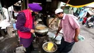Desh da Swaad Chef Harpal SIngh Food Travelogue lucknow.