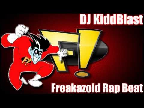 Freakazoid Theme Song Rap Beat-DJ KiddBlast (Super Teen Extraordinaire)