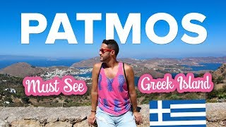 Welcome to Patmos, Greece 🇬🇷The Secret Greek Island you haven't heard of. We Love Greece ❤️