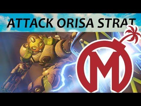 How Mayhem Used Attack Orisa To Quickly Take Eichenwalde   Overwatch League Preseason