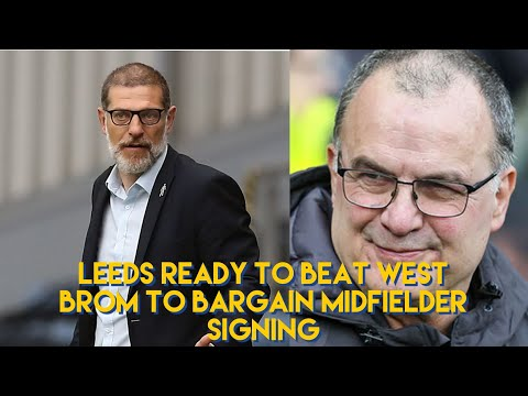 EXCLUSIVE: Leeds ready to beat West Brom to signing of ex-Everton star