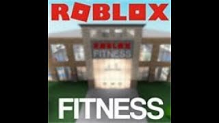 Playing ROBLOX on My HP Laptop I am Working Out