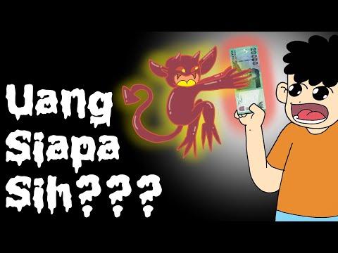 Uang Setan ??? - Kartun Lucu Animasi Hantu Kocak Indonesia