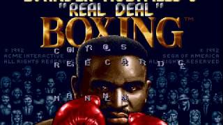 "Mega Drive Longplay [446] Evander Holyfield's ""Real Deal"" Boxing"