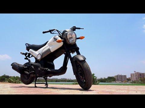 #Bikes@Dinos: Honda Navi First Ride Review, Walkaround (3 colours)