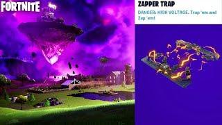 Fortnite New Update: The Cube Returns + New Zapper Trap! (Fortnite New Update)