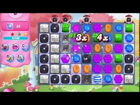 Candy Crush Saga Level 3143 NO BOOSTERS (14 moves)
