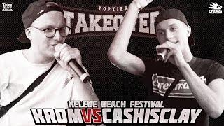 Krom vs. Cashisclay - Takeover Freestyle Contest | Helene Beach Festival (HF 1/2)