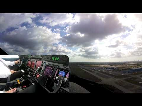 Quick Reposition Flight Opa-Locka to Ft. Lauderdale Exec - Pilot VLOG 66