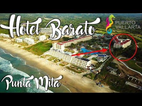 🤩 Descubrimos 1 Hotel Todo Incluido, BARATO en VALLARTA | playa WOW! Costos, Tips, VALE PENA PRECIO?