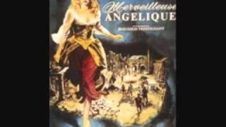Merveilleuse Angélique, musique de fin