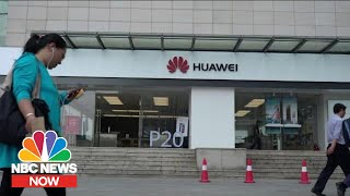 How Bad For Huawei Is The Trade War? | NBC News Now