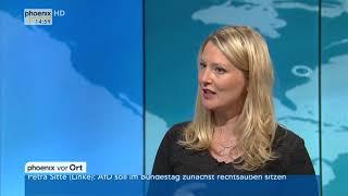 Katalonien-Referendum: Volker Mauersberger zur EU-Parlamentsdebatte am 04.10.2017