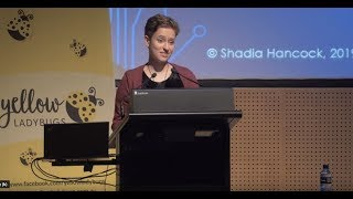 Shadia Hancock - Symposium - Good Mental Health for Autistic Girls & Women (taken from full video)