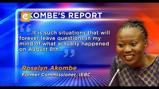 Akombe report reveals rot at IEBC