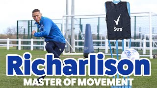 LEARN TO SCORE LIKE RICHARLISON | SURE MASTERS OF MOVEMENT