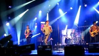 new pop festival 2009 the virgins murder live
