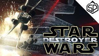 Звёздные Войны: Разрушитель | Фан-фильм