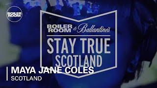 Maya Jane Coles Boiler Room & Ballantine