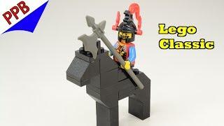Lego Classic: Brick-built horse tutorial