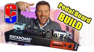 Building a pedal board - Rockboard (Tres 3.1)