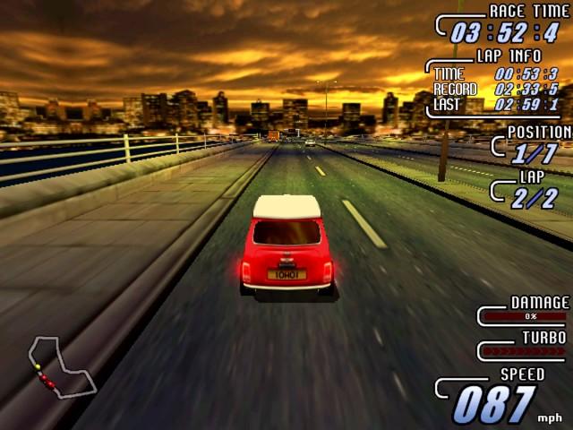 London Racer (PC) (2000) - League One