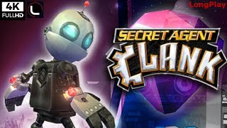 PSP - Secret Agent Clank - LongPlay [4K]