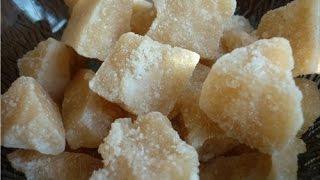 36 выпуск-Как приготовить варёный сахар