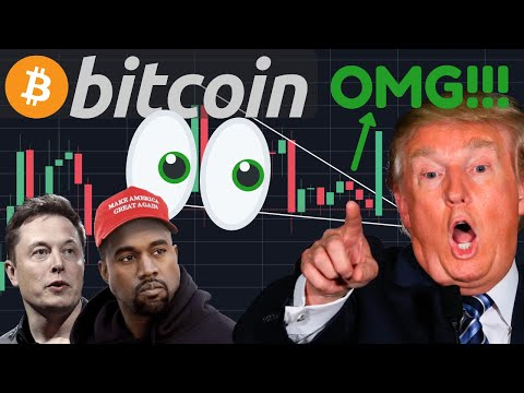 BITCOIN NEWS! BITCOINER KANYE WEST AS NEXT PRESIDENT? 😂