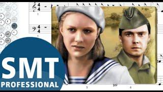 Скачать Как играть на баяне Фокстрот из к ф Ещё до войны How To Play Foxtrot On Accordion SMT Pro