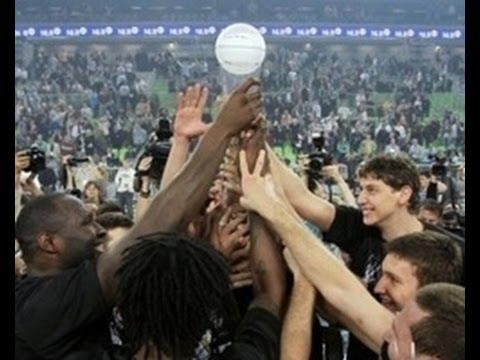 Union Olimpija - Partizan 74 77 (21.04.2011.) Finale ABA Lige