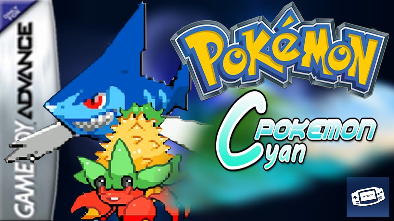 Pokemon cyan download zip