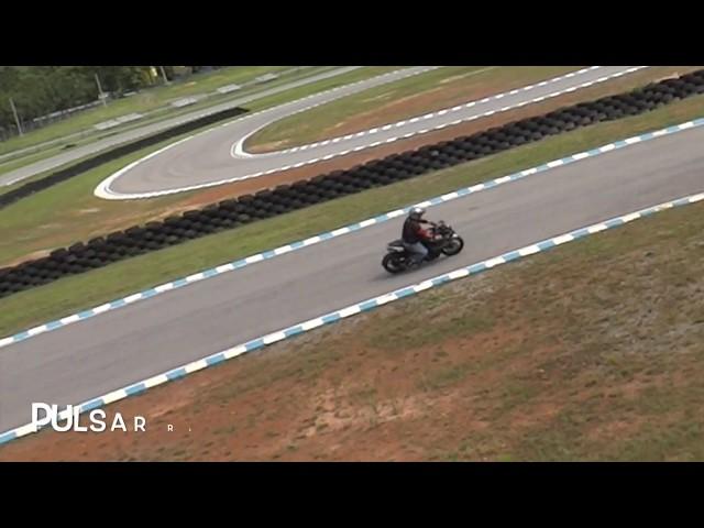 Perlis Unimap Racing Circut   1st time