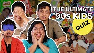 We Took The Ultİmate '90s Quiz | BuzzFeed India