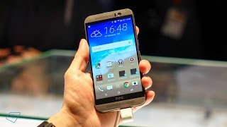 ▶ HTC One M9 - Erster Eindruck | TabTech