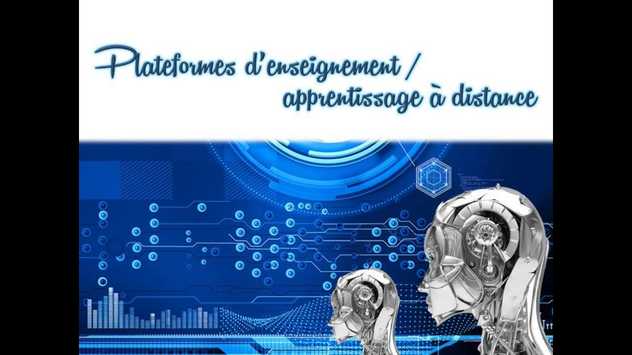 Download Plateformes d'enseignement/apprentissage a distance