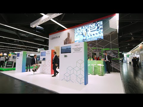 Automotive Solutions – Cadence Booth Tour at embedded world 2020