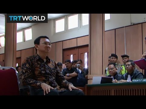 Jakarta Governor Purnama 'Ahok' found guilty of blasphemy