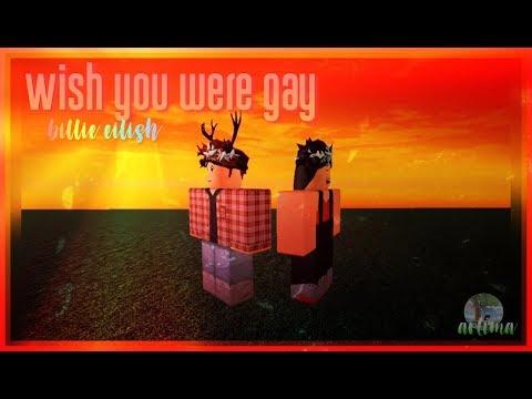 wish you were gay roblox id