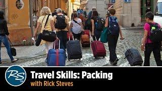 European Travel Skills: Packing