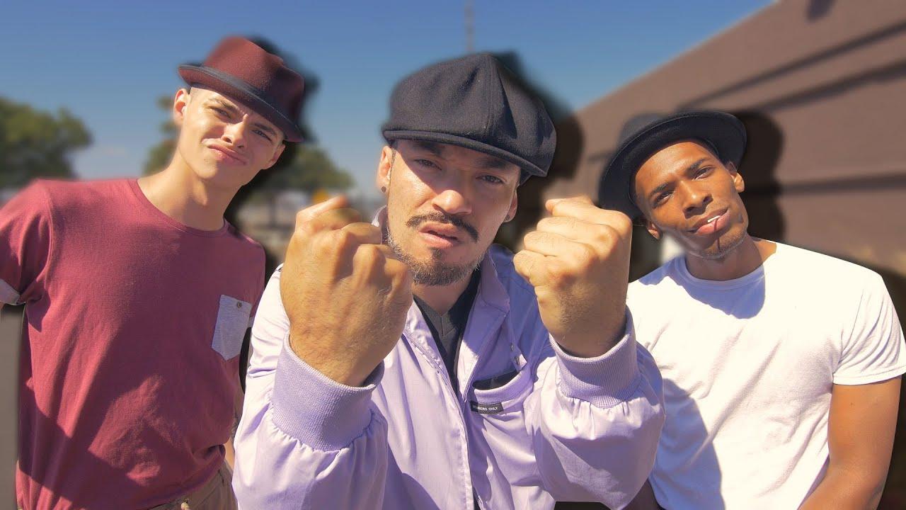 """LANDO WILKINS Fetty Wap """"MY WAY"""" Choreography"""
