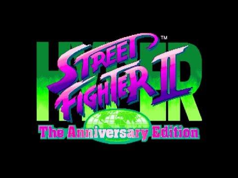 [クヅォ] HYPER STREET FIGHTER II / ハイパーストリートファイターII